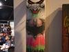 Skate deck art