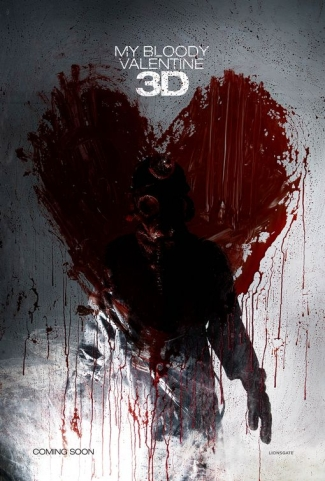 My Bloody Valentine 3D – Movie Review