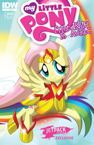 My Little Pony Comic Issue #1