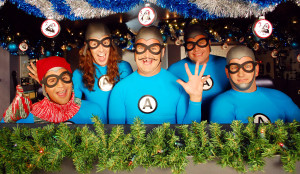 The Aquabats! Super Show! Christmas with The Aquabats!
