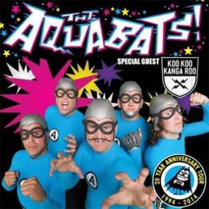 Aquabats 20th anniversary