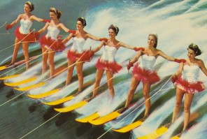 WaterSkiBallet