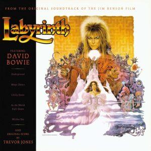Labyrinth Soundtrack Cover