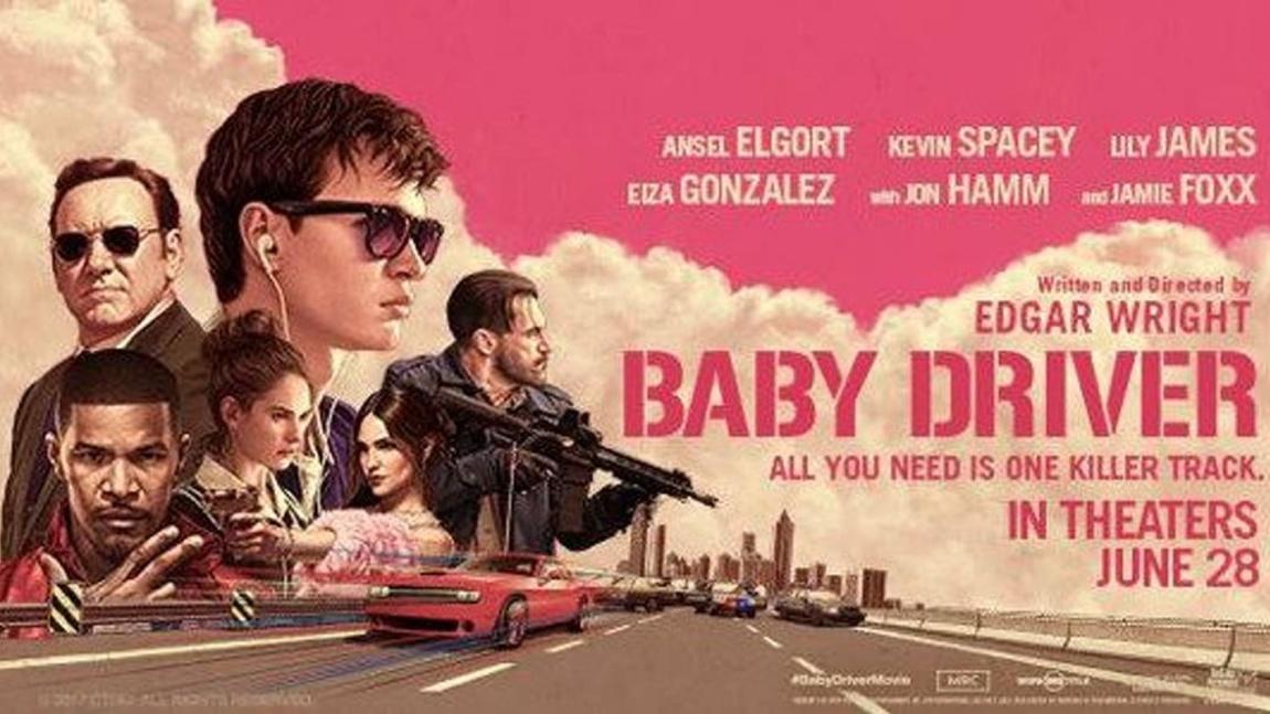 Bob and Ed Movie Podcast - Baby Driver - Racket Magazine